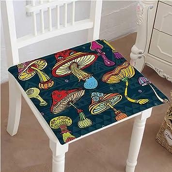 Amazon.com: Cojín para silla al aire libre, diseño de rock ...