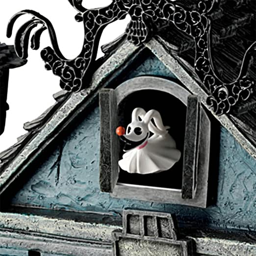 Amazon.com: Hammacher Schlemmer The Nightmare Before Christmas Cuckoo Clock: Health & Personal Care
