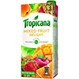 Tropicana Mixed Fruit Delight Juice, 1000ml