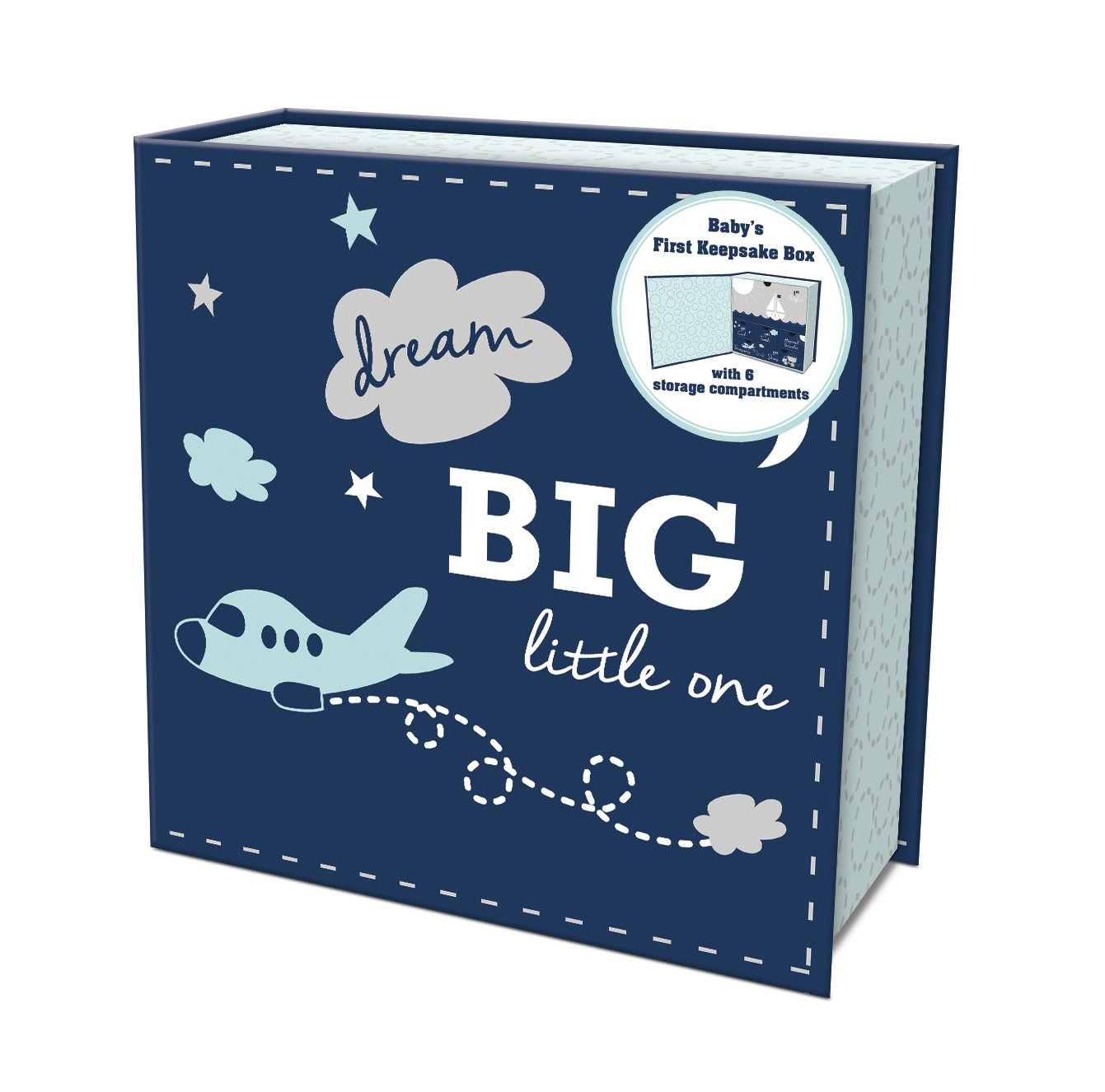 Lady Jayne Journey Baby's First Memory Keepsake Box