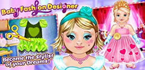 Design It! - Baby Fashion Designer: Dress Up , Make Up and Outfit Maker & Tailor from TabTale LTD