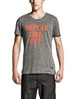 Replay Herren T-Shirt M6542 .000.21498