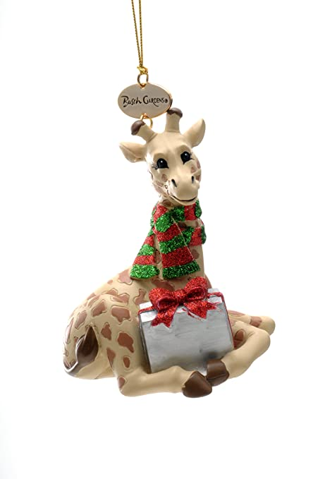 SeaWorld Giraffe Resin Ornament - Amazon.com: SeaWorld Giraffe Resin Ornament: Home & Kitchen