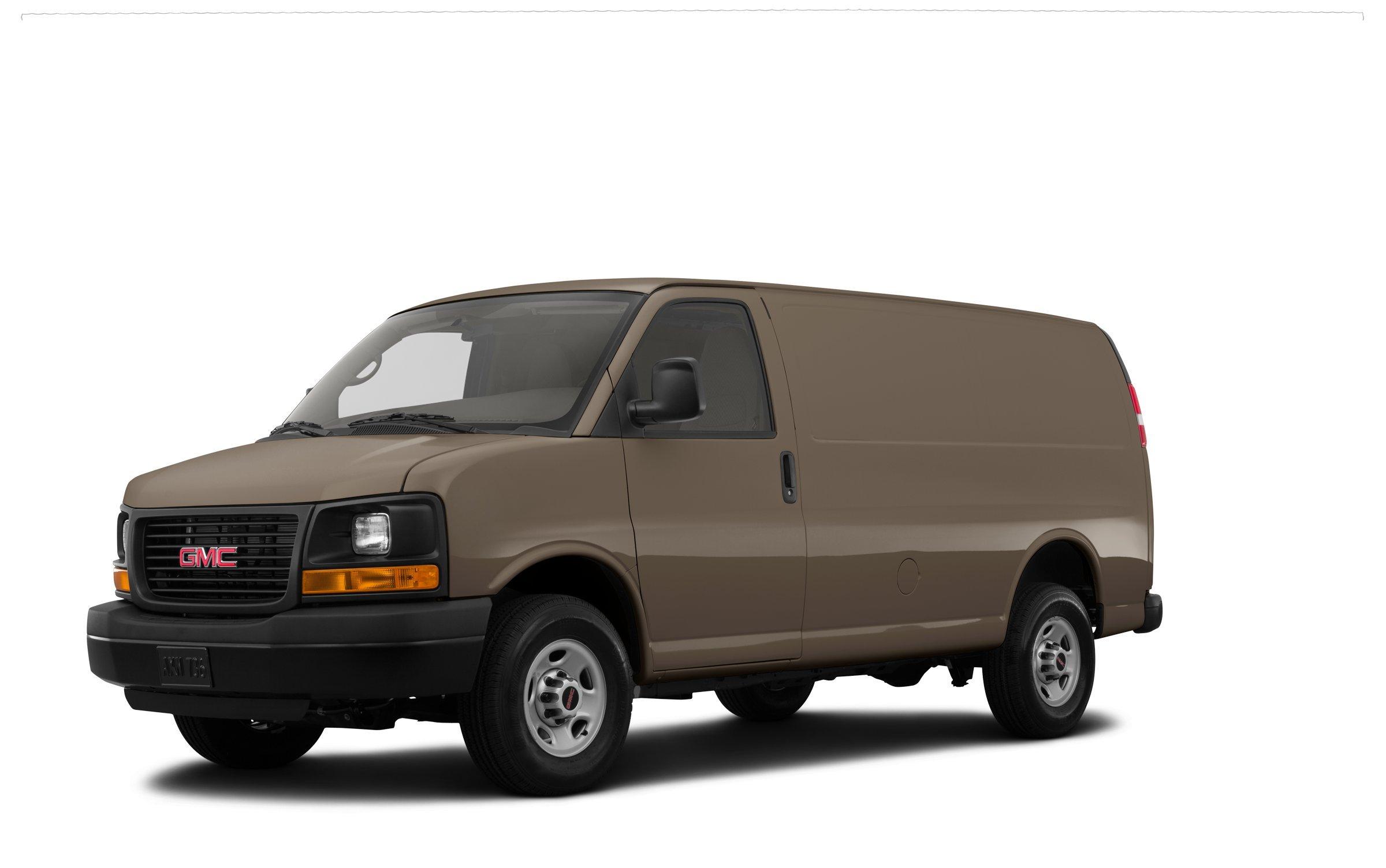 2015 gmc savana 2500 rear wheel drive 2500 155