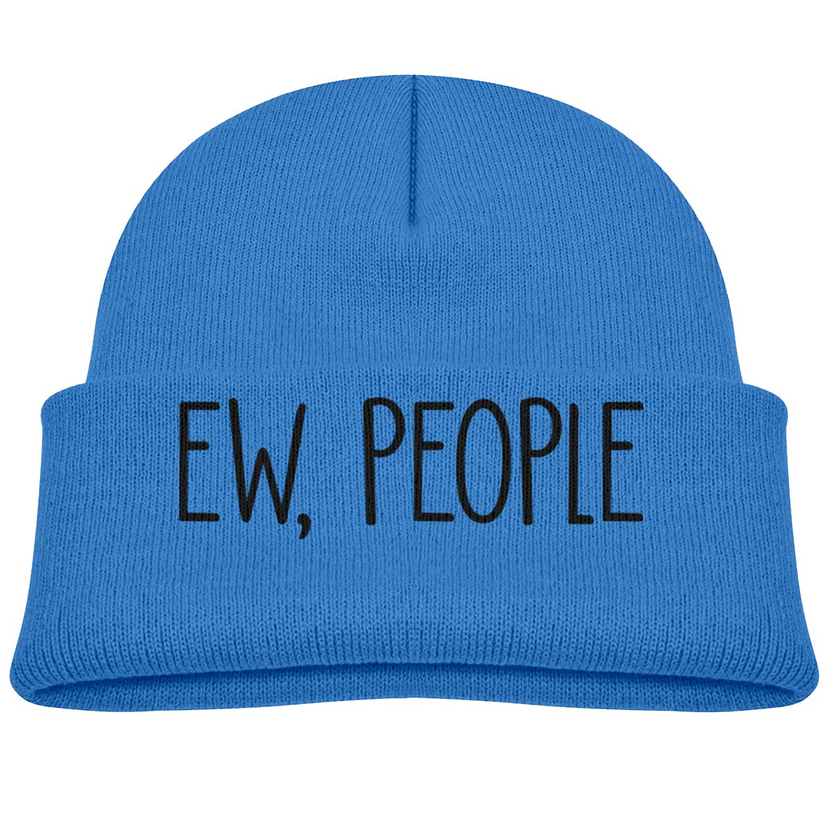 Ew People Beanie Hat Baby Girls