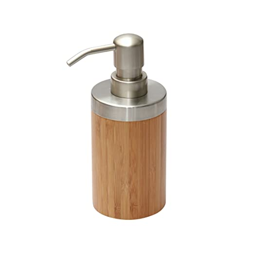 7 opinioni per Axentia 282333 Bonja Dipenser per sapone in bambù