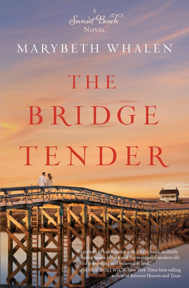 Download The Bridge Tender (Sunset Beach: Thorndike Press Large Print Clean Reads) pdf