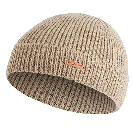 d5325b6fc09 Culater Beige One Size Womens Hat Cap Snow Ski Skullies Beanies Hat for  Women and Men  Amazon.in  Clothing   Accessories