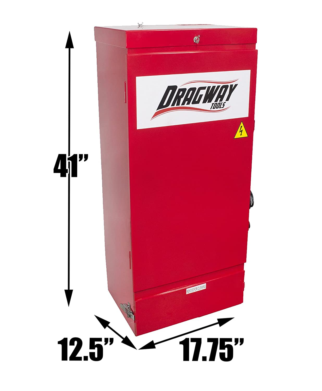 Dragway Tools Dust Collector for Model 60, 90, 110, 260