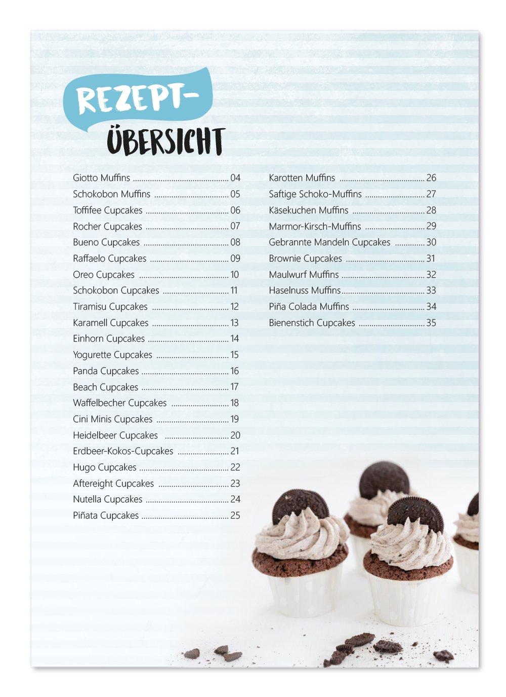 Cupcakes Muffins Susses Aus Dem Thermomix Amazon De C T Wild