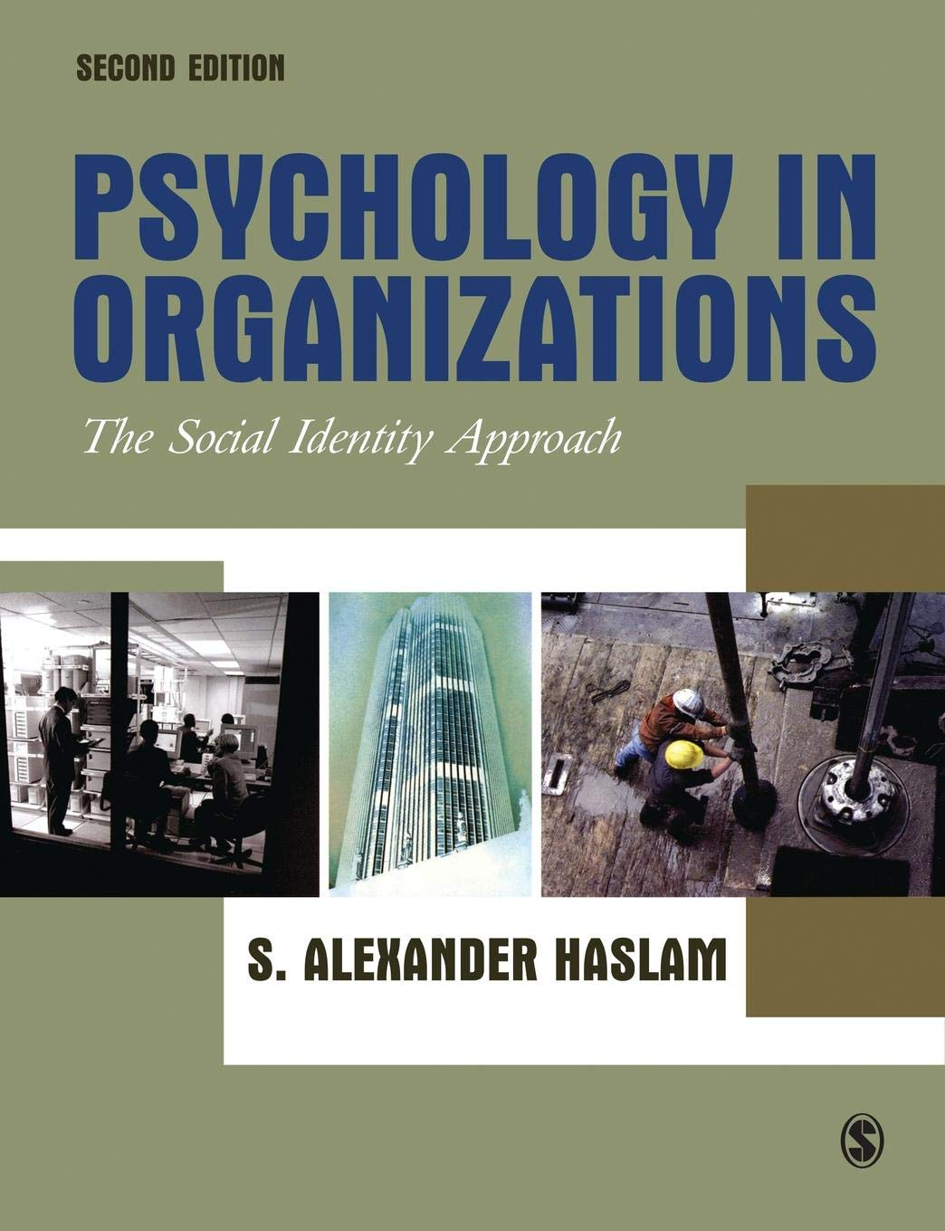 Psychology In Organizations  The Social Identity Approach