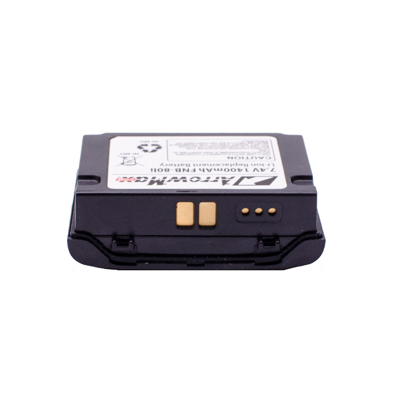 FNB-80Li Battery for YAESU VERTEX VX-5RS VX-6R VX-6E VX-7RB VXA-700 VXA-710 1.5A