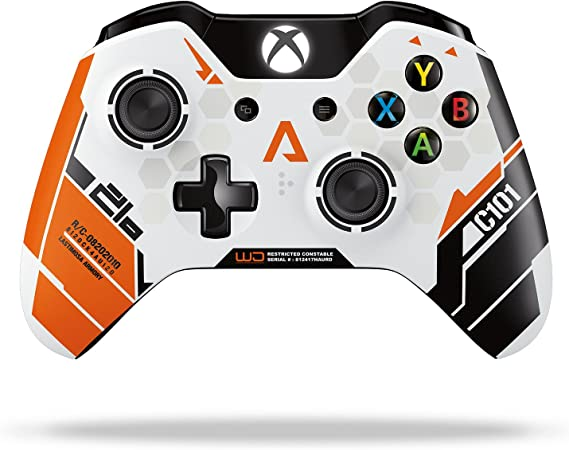 Xbox One Wireless Controller - Titanfall Limited Edition by ...