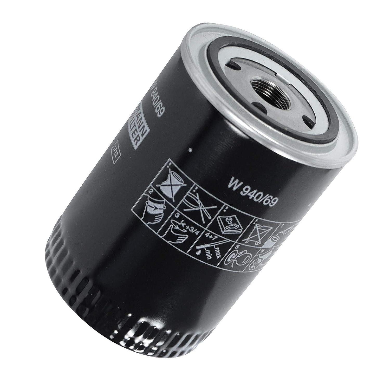 Mann Filter W 940//69 Filtro de Aceite