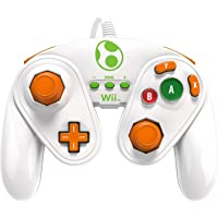 PDP Wired Fight Pad for Wii U - Yoshi