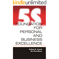 5S: Foundation for Personal and Business Excellence (English Edition)