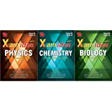 Xam Idea Physics, Chemistry And Biology Class - 12 for 2019 Exam ( Set Of 3 Boos Combo )