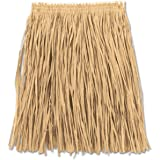 Beistle Adult Mini Hula Skirt, 36-Inch Width by 16-Inch Length