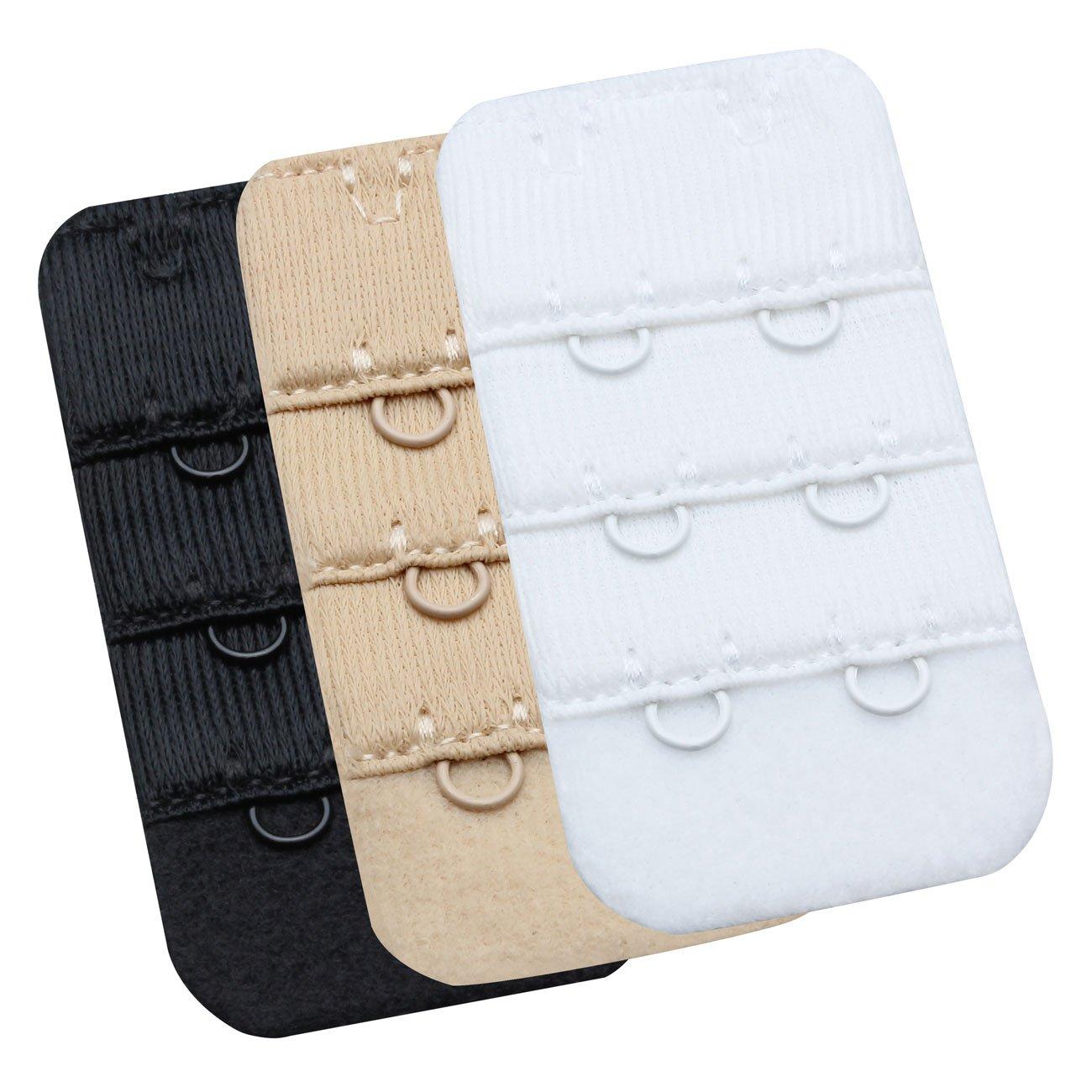 Wingslove Extensores de Sujetador Para Mujer Sujetador Extensor Brasier de Lactancia Sujetadores Baratos (2 ganchos 1/2 pulgadas Espacio): Amazon.es: Ropa y ...