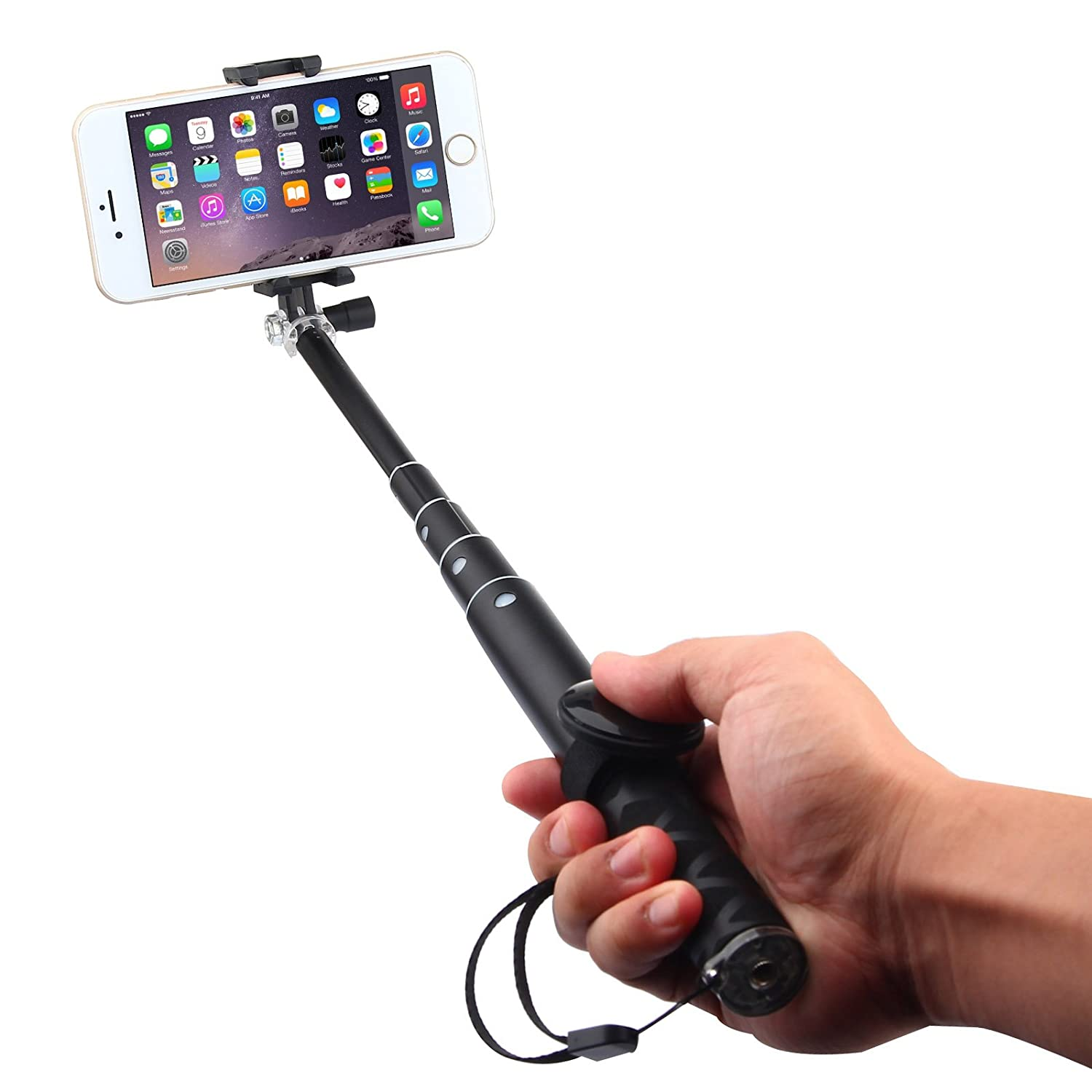 Top 10 Best Selfie Stick (2020 Reviews & Buying Guide) 8