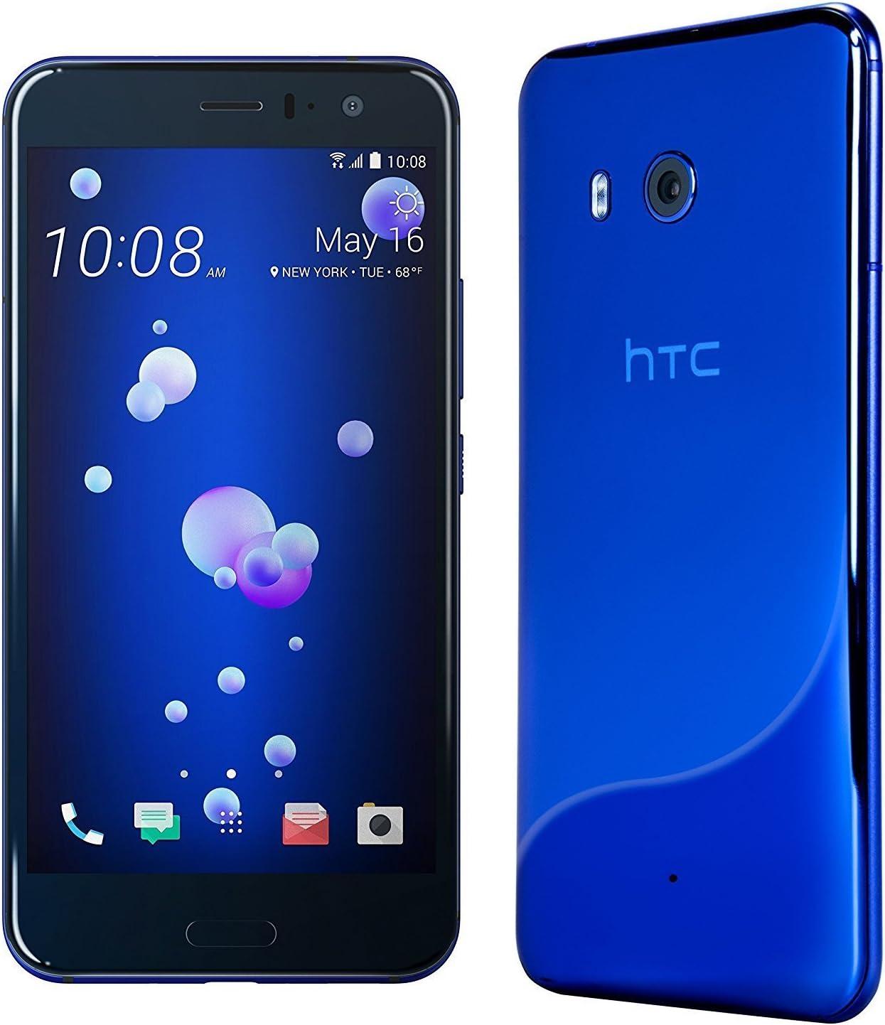 HTC U11 4G 64GB Negro - Smartphone 14 cm (5.5