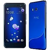 HTC U11 128GB Dual SIM Model - Factory Unlocked Phone - International Version - GSM ONLY, NO Warranty in The US…