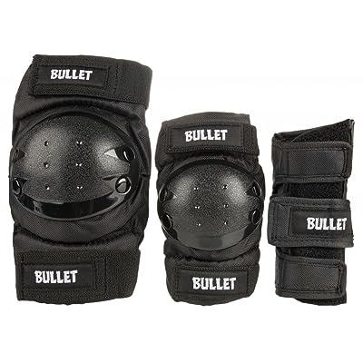 BULLET Ensemble de Protection Combo Standard Padset Enfant - Black