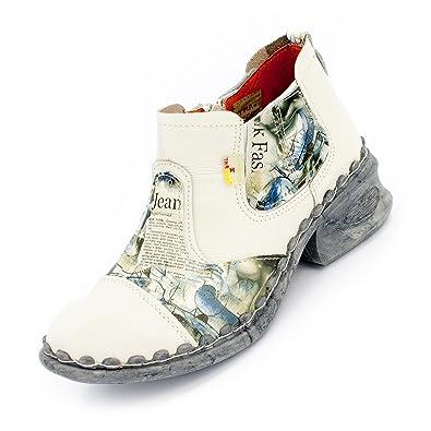 4c21dcbb6d1841 TMA SEELENlook Damen 5195 Knöchel-Schuhe  Amazon.de  Schuhe ...