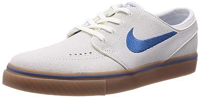 Nike ZOOM STEFAN JANOSKI mens skateboarding-shoes 333824-142 8 -  Ivory Brigaid Blue d69bbb126