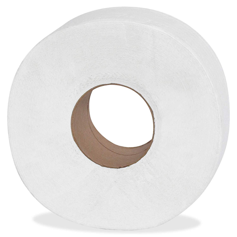 Genuine Joe 2-ply Jumbo Roll Dispnsr Bath Tissue (22 rolls)