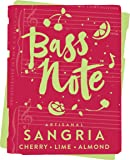Bass Note Sangria - Cherry Lime Almond 750ml