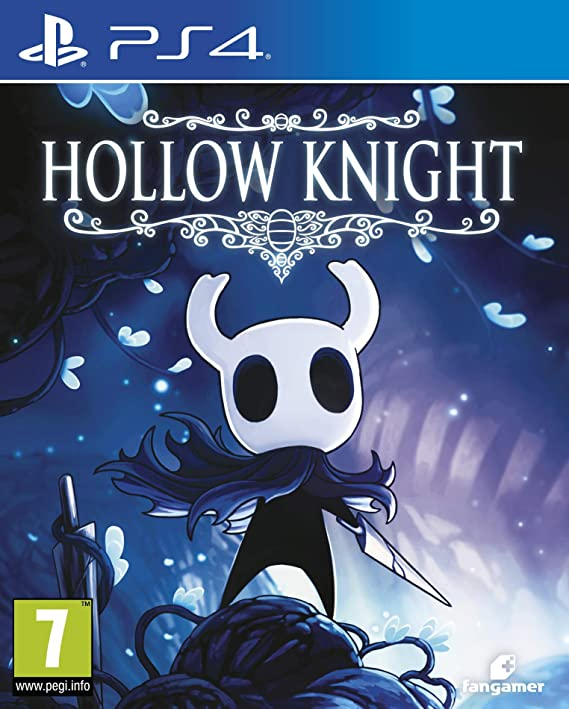 Hollow Knight - PlayStation 4 [Importación italiana]: Amazon.es ...