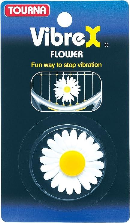 Tennis racket shock absorber PINK FLOWER