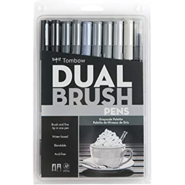 best Tombow Dual Brush reviews