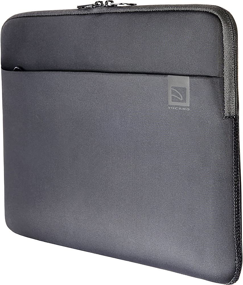 Tucano Usa Inc Bftmb13 Bk Top Second Skin Sleeve Black Computers Accessories