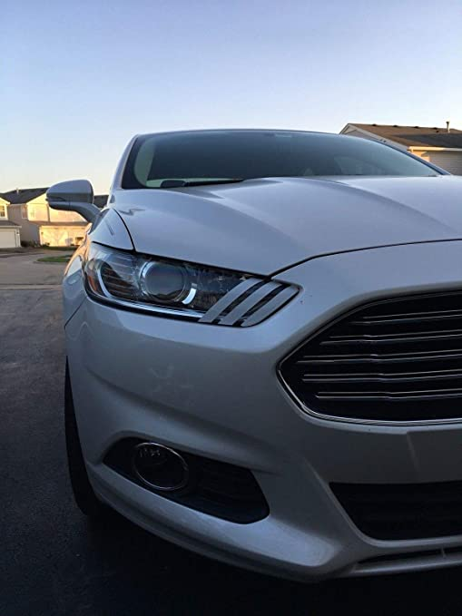 Ford Fusion Colors >> Amazon Com Montree Shop 13 16 Ford Fusion Racing Stripes