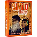 Horrible Games Similo History: A Fast Playing Family Card Game - Guess the Secret Historical Character, 1 Player is the…