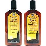 """Agadir Argan Oil Daily Shampoo + Conditioner """"Combo Set"""" 12 oz"""