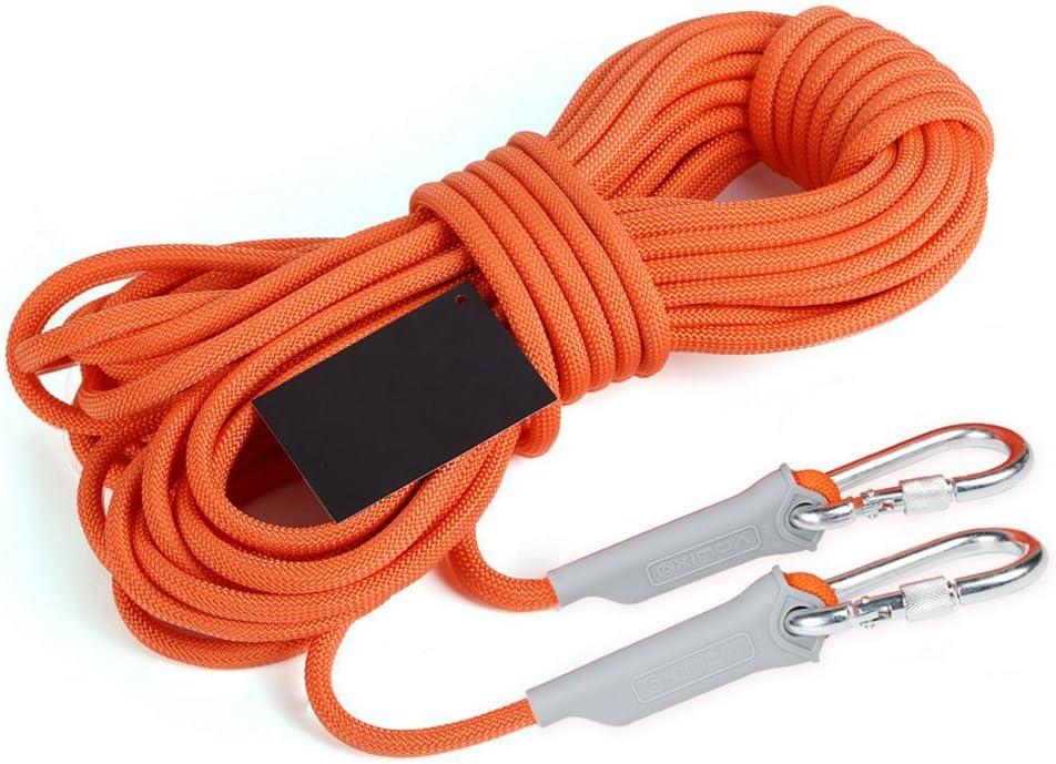 LAIABOR Cuerda Seguridad Arnés Escalada Cuerda Escapar Cuerda ...