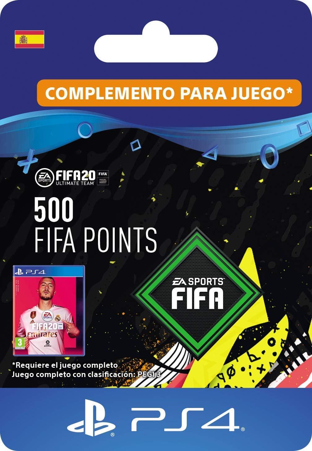 FIFA 20 Ultimate Team - 500 FIFA Points DLC - Código de descarga ...