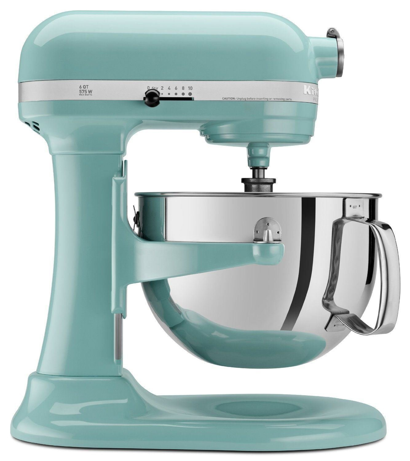 Amazon.com: Kitchenaid Professional 600 Stand Mixer 6 quart, Aqua ...