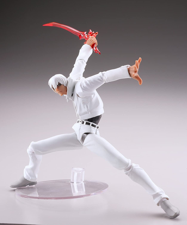 maikuroyamaguti Blood World Front Klaus /& Roger TROUTMAN Twin Box PVC /& ABS Painted Movable Figure