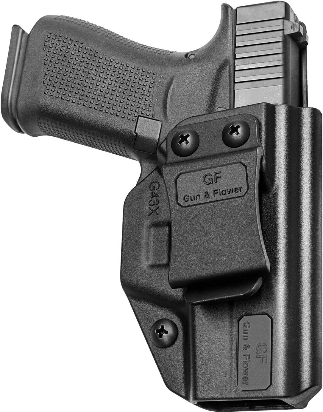 2019 New designed IWB polymer holster for Glock 43