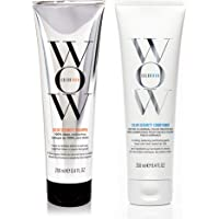 COLOR WOW Sulfate-Free Color Security Shampoo & Color Security Conditioner Duo, for Fine to Normal Hair, 2-8.4 Fl oz