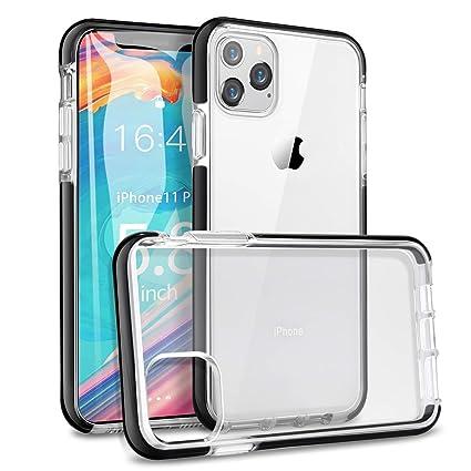 Amazon.com: ROYBENS iPhone 11 Pro MAX funda transparente ...