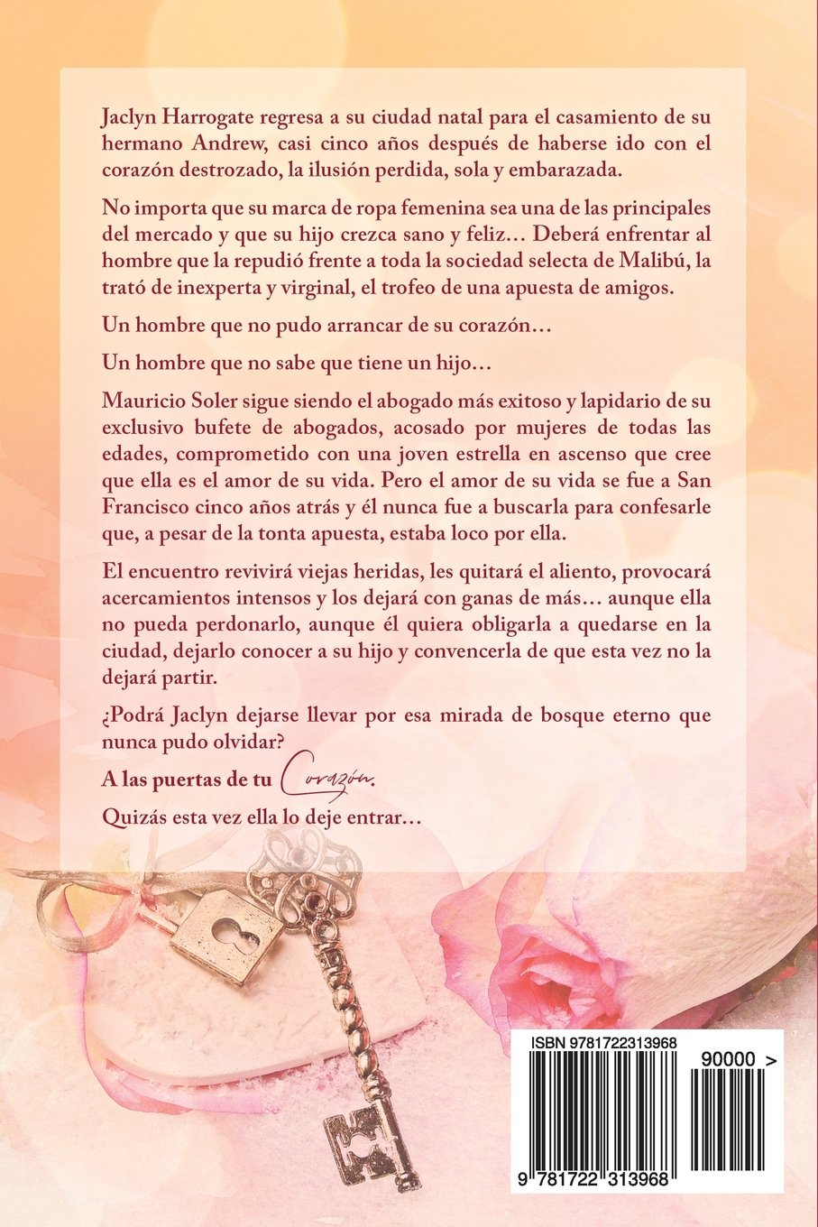 Amazon.com: A las puertas de tu corazon (Spanish Edition) (9781722313968): Laura Kaestner: Books