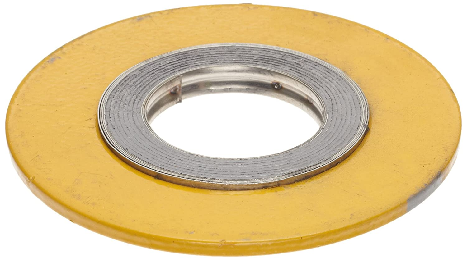Metal Reinforced Pure Graphite Flange Gasket Fits Class 300 Flange 2-7//8 OD Pack of 1 1-1//4 ID 1 Pipe Size Ring