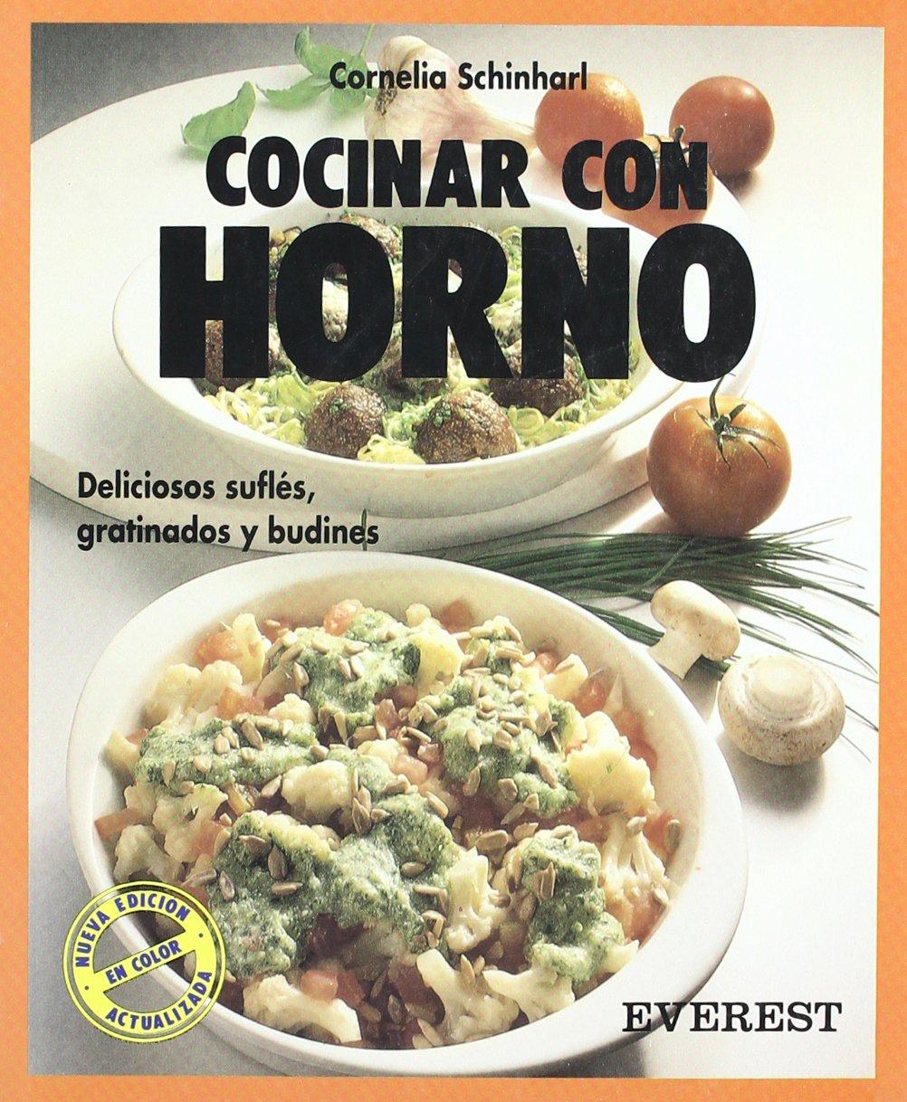 Cocinar con horno (Cocina fácil): Amazon.es: Schinharl Cornelia ...