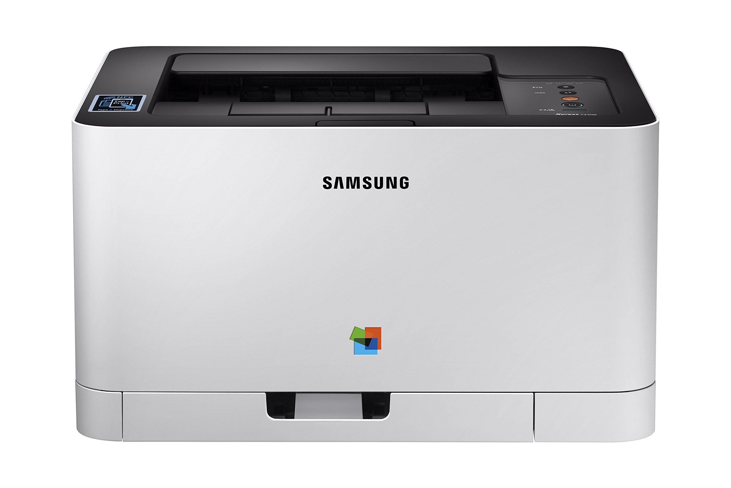 Samsung Electronics Xpress SL-C430W/XAA Wireless Color Printer, Amazon Dash Replenishment Enabled (SS230G)