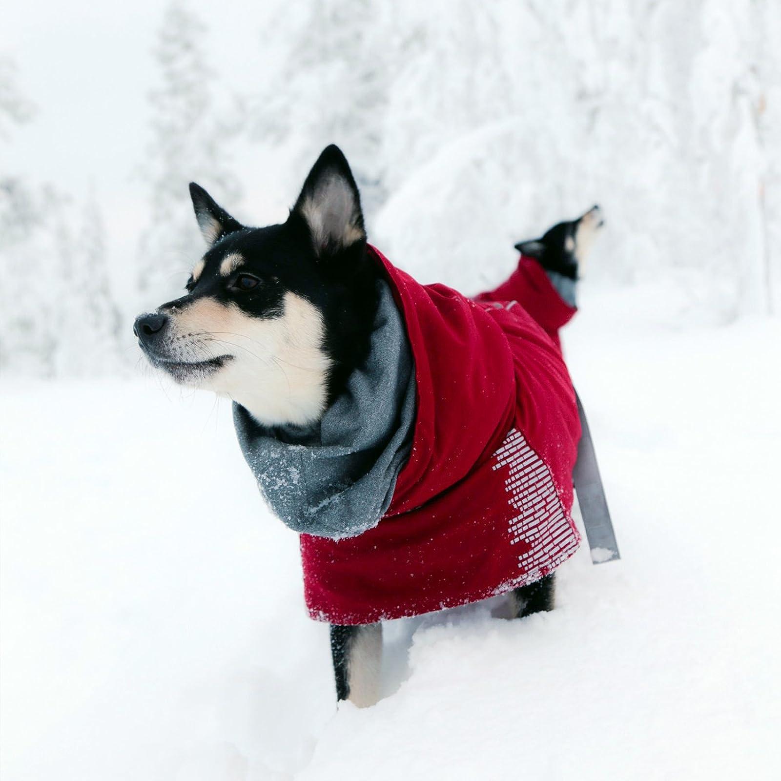 Hurtta Extreme Warmer Dog Winter Jacket Lingon HU932968 - 4